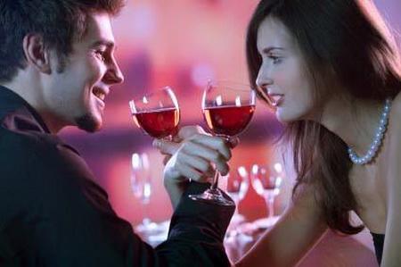 флерт и вино